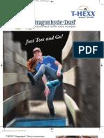 Dragonhyde Dust Brochure