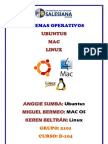 Sistemas Operativos de la Actualidad