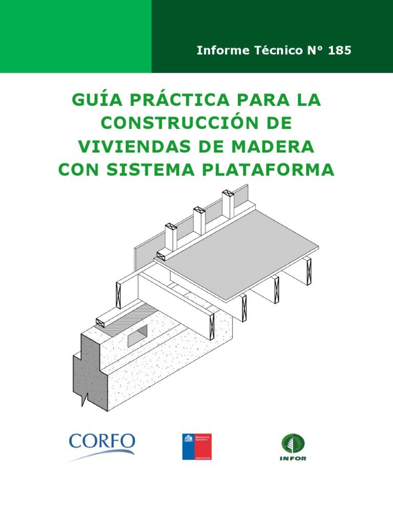 Guía Práctica para la Construcción de Viviendas de Madera con ...