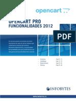 OpenCart-Funcionalidades