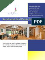 Residential Info Pack