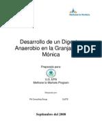 Generacion de Biogas Puercos