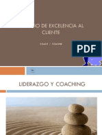 Servicio de Excelencia Al Cliente Coaching Upao