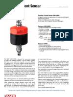 Doppler Current Sensor