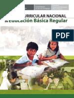 Diseño Curricular Nacional 2009 - Perú
