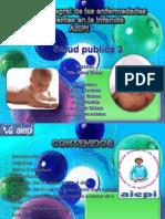 Atención integral de las enfermedades prevalentes en la
