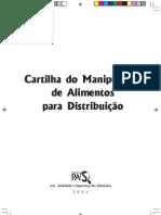 Projeto MESA SEBRAE Distribuição