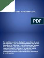 2°CLASE DE CONST-tipos de obras y definiciones