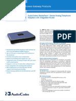 MP-20x Datasheet 1