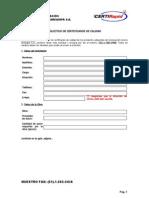 certificado aceros arequipa