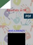Diversity in IR