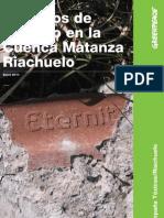 Asbestos Cuenca Riachuelo