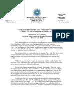 Kellner 121205 NYC Testimony