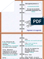 Natalia Gil.agenda Del Docente Del Futuro