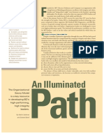 TandD an Illuminated Path