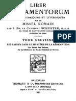 Liber Sacramentorum (Tome 9) 000000793