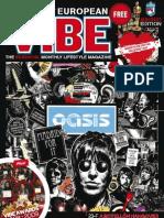 European Vibe Magazine February 2009