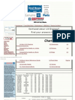 LS General Engine Charts