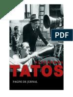 28552558 Pagini de Jurnal Alexandru Tatos