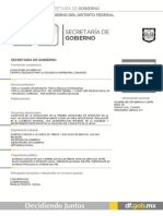 Fichas Gabinete