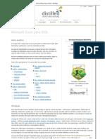 Microsoft Excel Para SEOs _ Destilada