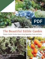 The Beautiful Edible Garden - Excerpt