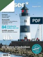 ostsee* Magazin 2013