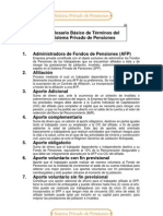 Circular N° AFP-104-2009 (Anexos)