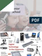 ICT in the Junior School
