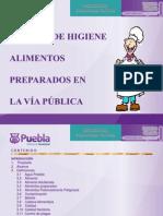 Manual de Higiene y Servicios