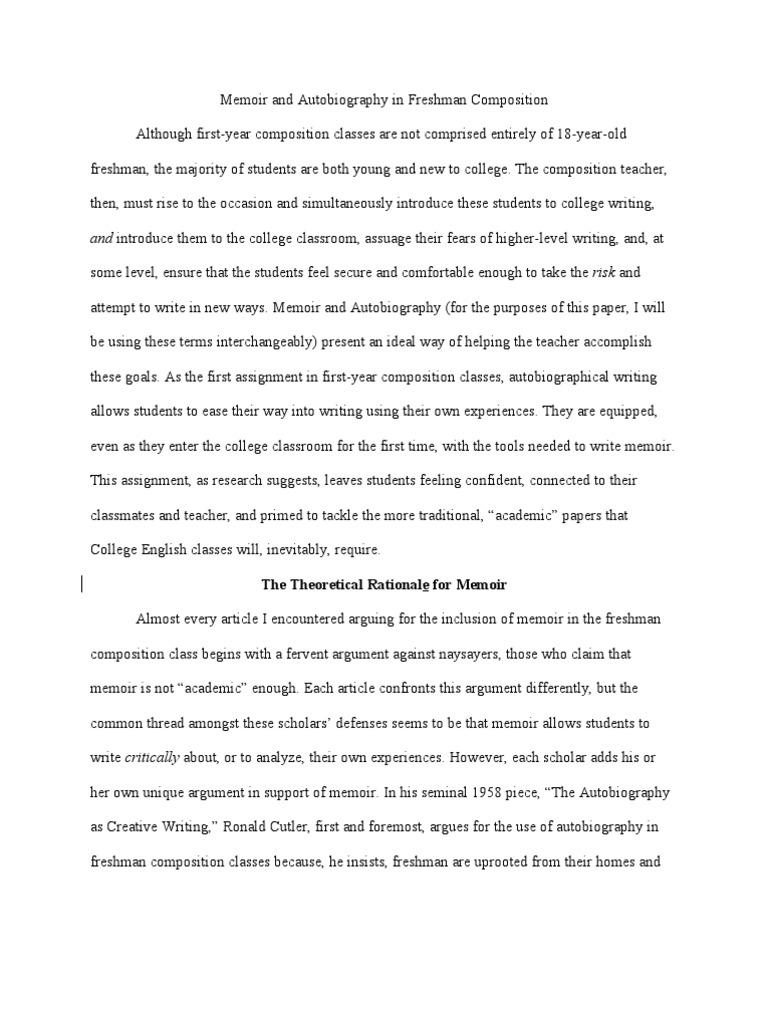 the un essay guy