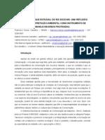 TRILHAS NO PARQUE ESTADUAL DO RIO DOCE-MG
