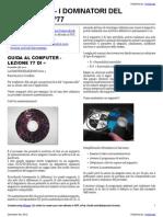 Guida al Computer - Lezione 77 - La Masterizzazione Parte 1