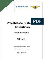 Projeto de Sistemas Hidráulicos