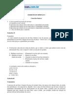 Vestcon - Microeconomia - Exercícios