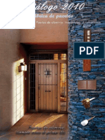 Catalogo Puertas Toledo
