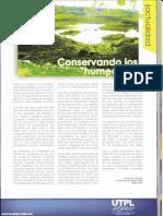 Conservando Los Humedales Revista Verd-Novbr-2012