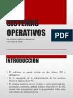 Sistemas Operativos Tanembau