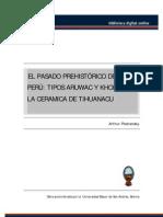 El Pasado Prehistórico del Gran Perú - Arthur Posnasky