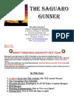 Saguaro Gunner July-Dec 2012