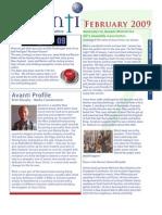 Newsletter Feb 09