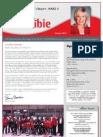 Ward 5 Regional Newsletter 2012
