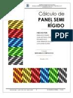 Panel Semirigido B727