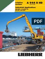 Excavator Hydraulic Circuit