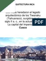8-Los Incas ArquitectURA