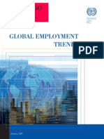 Global Employment Trends January 2009