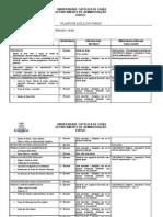 PLANO DE DISCIPLINA - Teoria Geral da Administração I - 68h