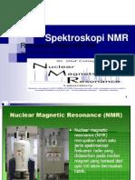 Spektroskopi NMR