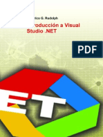 Introduccion a Visual Studio NET