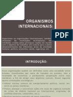 Organismos Internacionais 2